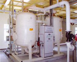 鼓风式加热再生干燥器