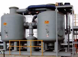 余热再生吸附式干燥器