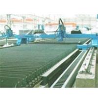 深圳智能化钢板切型材割输送线